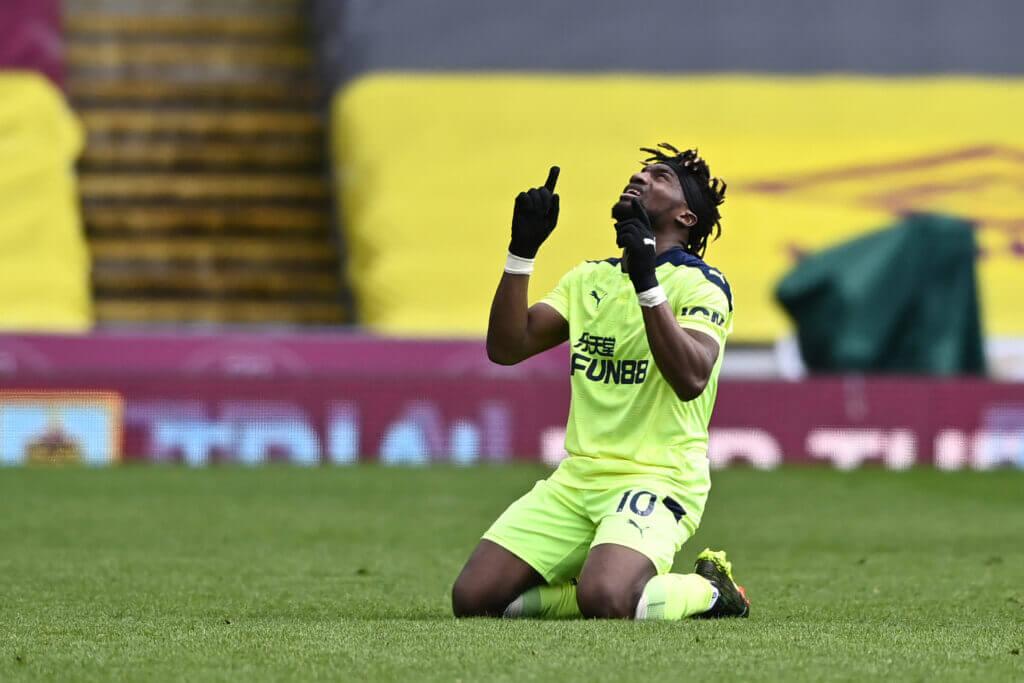 Burnley V Newcastle