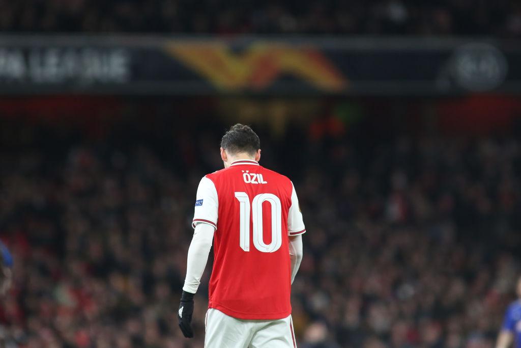 Is Mesut Ozil set for January return?